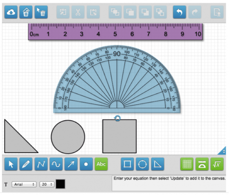 Edulastic Scratchpad Preview