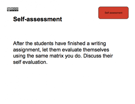 Homework as Formative Assessment Part 2