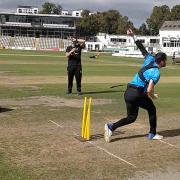 Jones Cricket Bowler