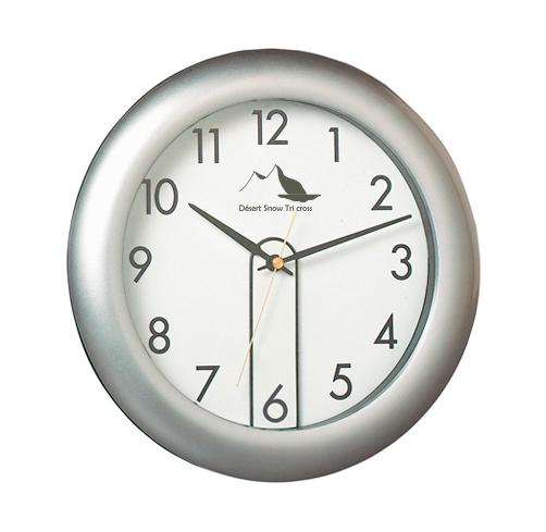 s30 horloge murale personnalisable objet pub cadeau avec