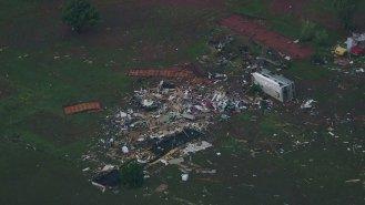 Oklahoma Storm Damage