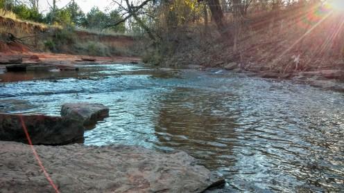 Martin Park River