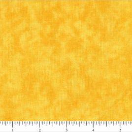 108″ Mustard Yellow Marble