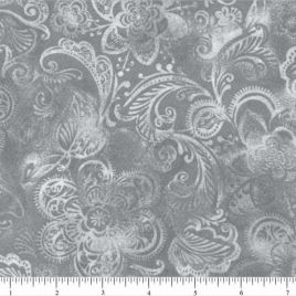 108″ Gray Batiks II