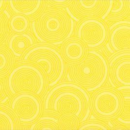 108″ Yellow Circles