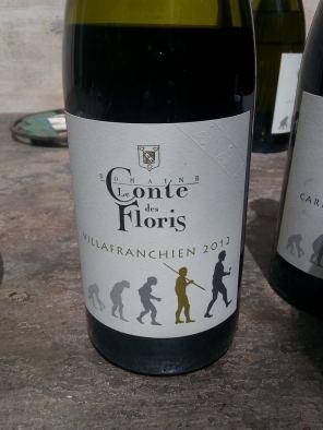 Conte des Floris : Villafranchien 2012