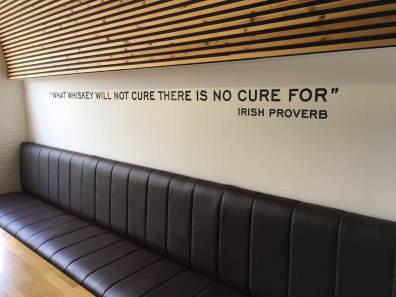 """""""What whiskey will not cure there is no cure for"""" - Irish Proverb"""