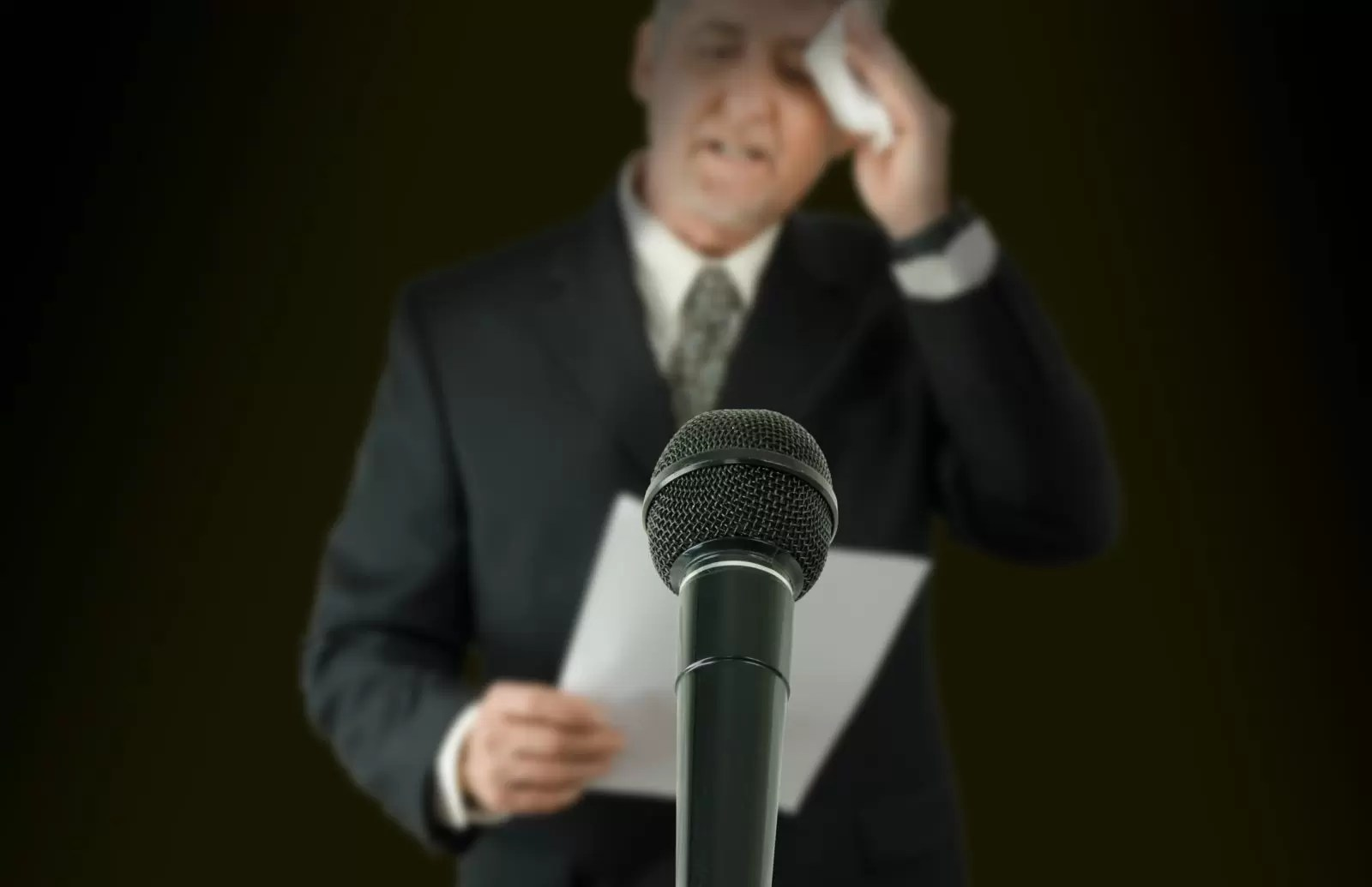 Public Speaking – Do I have to?