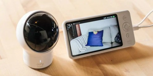 Eufy Spaceview - The Best Baby Monitor To get that has large screen and do not rely on the internet