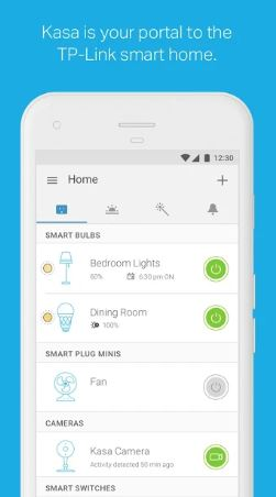Kasa Cam by TP Link App