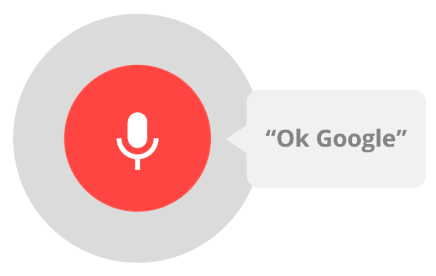 """Okay Google"" Voice command for baby monitors."