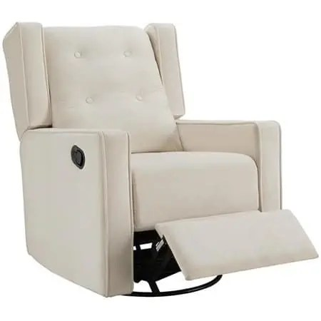 Image of Naomi Home Odelia, the 10th best glider with recliner in 2019 - 10BabyGear List