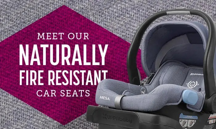 UPPAbaby MESA Infant Car Seat - Best car seats for infants because of  design, style and safety