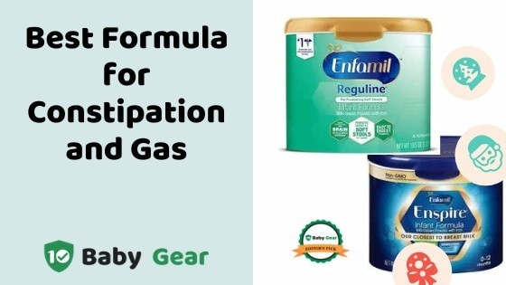 Best Formula for Constipation and Gas