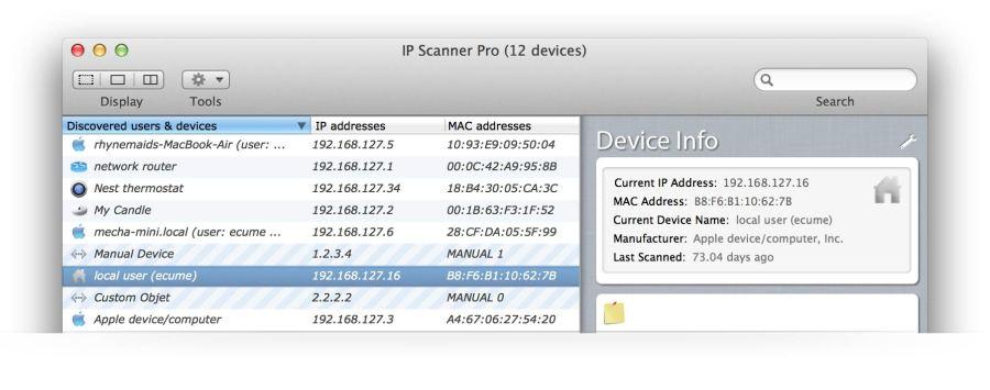 IP Scanner