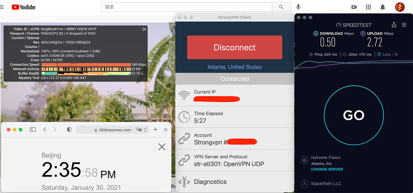 Macbook-StrongVPN-USA-Atlanta(301)-中国VPN翻墙-科学上网-10BEASTS-BARRY测速-2021-01-30-at-14.35.59