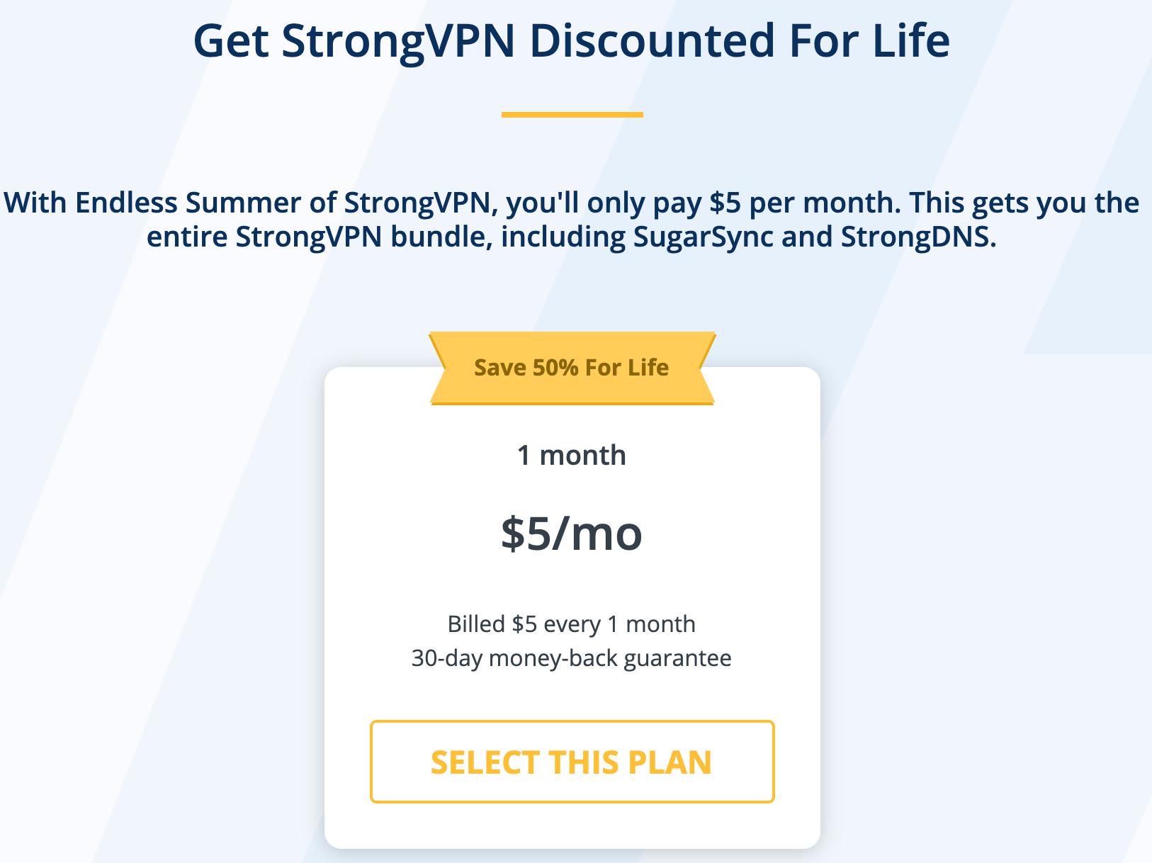StrongVPN $5/mo 2020-06-04 at 09.46.40