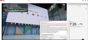 Windows IvacyVPN OPENVPN GUI FR2 中国VPN翻墙 科学上网 YouTube速测-20191009