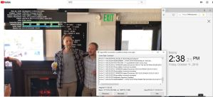 Windows NordVPN-US4530-UDP 中国VPN翻墙 科学上网 YouTube测速-20191011