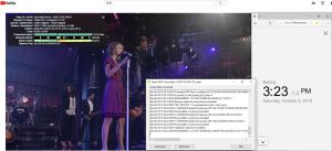 Windows SurfsharkVPN 184-UDP 中国VPN翻墙 科学上网 YouTube测试-20191005
