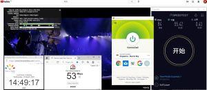 Windows10 ExpressVPN Automatic Singapore - Marina bay 服务器 中国VPN 翻墙 科学上网 10BEASTS Barry测试 - 20210310