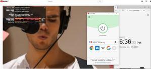 Windows10 ExpressVPN France - Strasbourg 中国VPN 翻墙 科学上网 youtube测速-20200510
