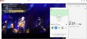 Windows10 ExpressVPN France - Strasbourg 中国VPN 翻墙 科学上网 youtube测速-20200522