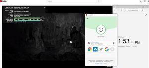 Windows10 ExpressVPN IKEv2 USA - San Francisco 中国VPN 翻墙 科学上网 测速-20200601