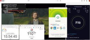 Windows10 ExpressVPN Lightway Singapore - Jurong 服务器 中国VPN 翻墙 科学上网 10BEASTS Barry测试 - 20210310