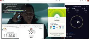 Windows10 ExpressVPN Lightway USA - USA - Los Angeles - 1 服务器 中国VPN 翻墙 科学上网 10BEASTS Barry测试 - 20210310