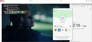 Windows10 ExpressVPN USA - Los Angeles - 5 中国VPN 翻墙 科学上网 youtube测速-20200522-1