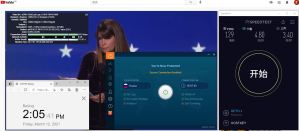 Windows10 IvacyVPN 国际版APP IKEv2 Russia 服务器 中国VPN 翻墙 科学上网 10BEASTS Barry测试 - 20210312