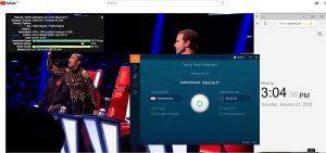 Windows10 IvacyVPN Netherlands 中国VPN翻墙 科学上网 Youtube测速-20200121