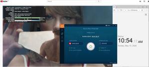 Windows10 IvacyVPN Switerzland 中国VPN 翻墙 科学上网 Youtube测速-20200510