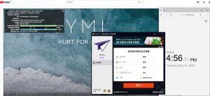 Windows10 PureVPN MALTA 中国VPN 翻墙 科学上网 youtube测速-20200514