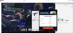 Windows10 PureVPN Russia 中国VPN 翻墙 科学上网 测速-20200601
