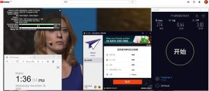 Windows10 PureVPN Taiwan 服务器 中国VPN 翻墙 科学上网 测试 - 20201118