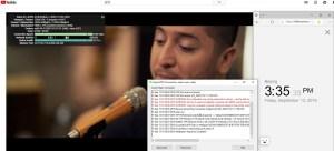 windows Ivacy VPN au2-ovpn-udp 服务器 中国VPN翻墙软件 科学上网 YouTube速度测试-20190913