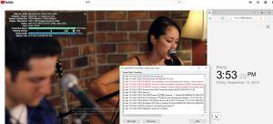 windows Ivacy VPN ukl2-ovpn-udp-2 服务器 中国VPN翻墙软件 科学上网 YouTube速度测试-20190913