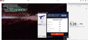 windows purevpn japan 服务器 中国VPN翻墙 科学上网 YouTube测速-20190923