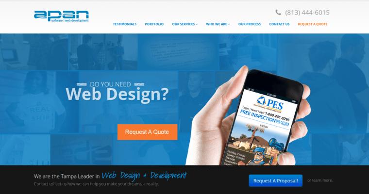 Top Web Design Businesses