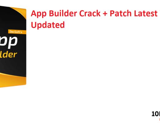 App Builder Crack + Patch Latest Version Updated
