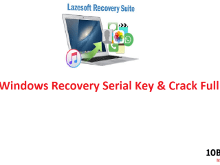 Lazesoft Windows Recovery Serial Key & Crack Full