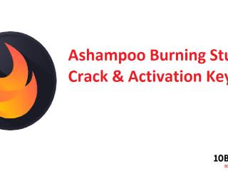 Ashampoo Burning Studio Crack & Activation Key Full