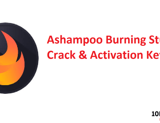 Ashampoo Burning Studio Crack & Activation Key Full