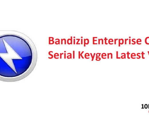 Bandizip Enterprise Crack & Serial Keygen Latest Version