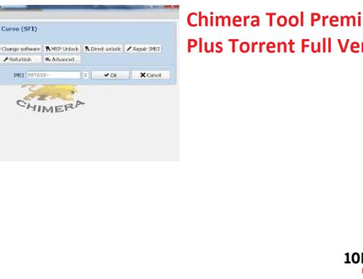 Chimera Tool Premium Crack Plus Torrent Full Version