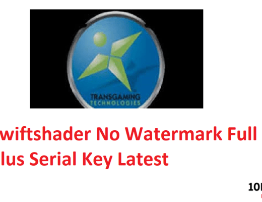 Swiftshader No Watermark Full Crack Plus Serial Key Latest
