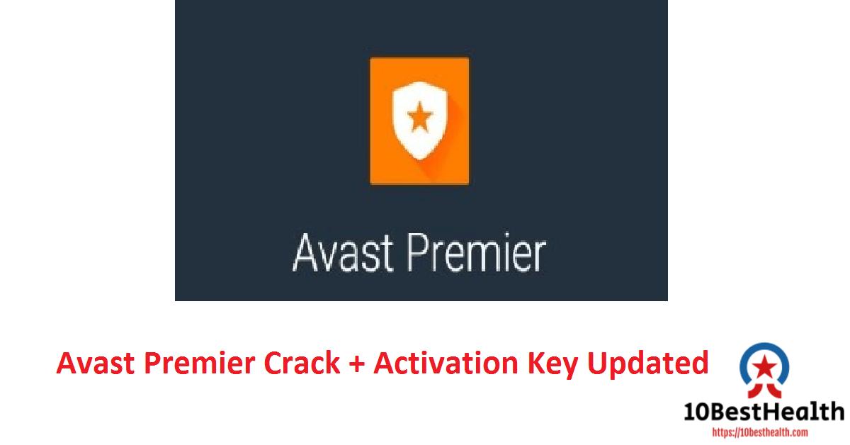 Avast Premier Crack + Activation Key Updated