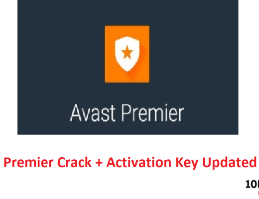 Avast Premier Crack + Activation Key Updated